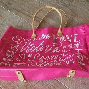 Victoria's Secret large shoulder bag